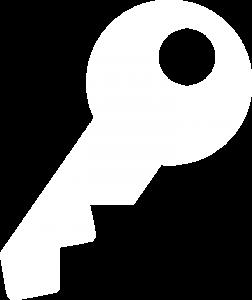 Key Icon - Fundraising